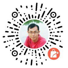 王尚老师的购书小程序码